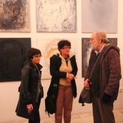 Lola Kantor-Kazovsky, Ira Vrubel-Golubkina, Boris Yuhvetz