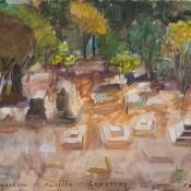 Mamilla-Cemetery-Jerusalem. Zeiger