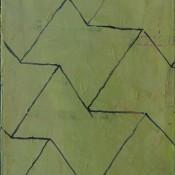 Forgotten Address. 2000 oil on canvas. 57 х 35.5