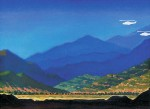 Helicopters Over Kartli