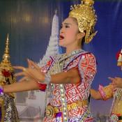 Bangkok - traditional theatre